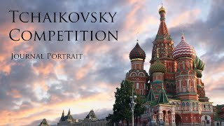 Tchaikovsky Competition 2015 – Daily Journal