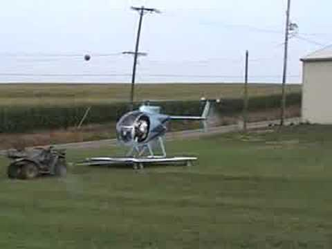 Revolution Mini 500 Helicopter 74PD