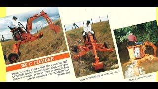 Powerfab 360 Slew Spider Excavator 2 Ton Version