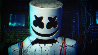 Marshmello x Imanbek (Ft. Usher) - Too Much (Official Music Video)