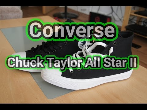 "Converse ""Chuck Taylor"" ""All Stars"" II (2) 