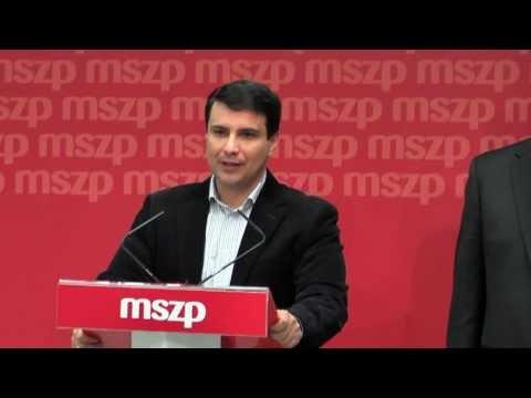 Az MSZP-választmány egyhangúlag támogatta az összefogást