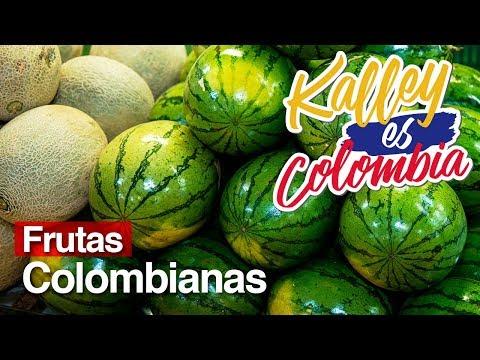 Las mejores frutas colombianas para preparar salsas