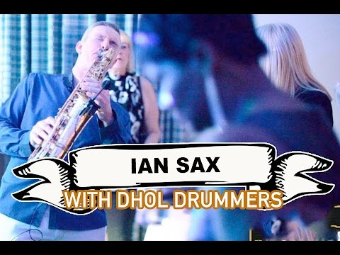 Ian Sax Video