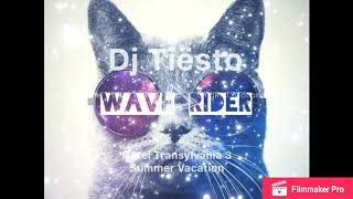 Gambar cover Wave Rider by Dj Tiësto + DOWNLOAD (From Hotel Transylvania 3 Summer Vacation)