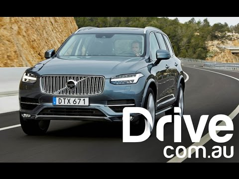 Volvo XC90 First Drive Review | Drive.com.au