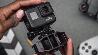 *UPDATED* Gopro Hero 7 Vlog Setup and Mic Adapter!