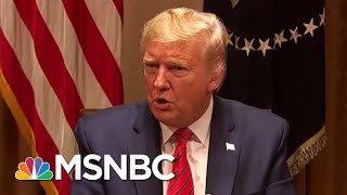 Trump Understood Coronavirus Dangers & Lied About Them, Author's Tapes Show | Rachel Maddow | MSNBC