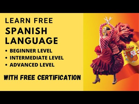 Learn Spanish Language Free With Free Certification | ABCS