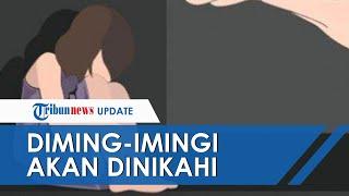 Bermodus Iming-iming Nikah, Dua Pria Cabuli Seorang Siswi di Lampung