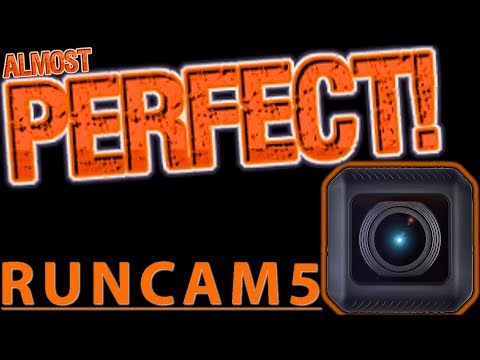 Runcam 5 - Quick & Indepth Review [Thanks Banggood!]