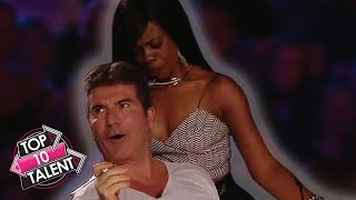 TOP 10 BEST And FUNNIEST SASSY Auditions On Got Talent, X Factor And Idol!
