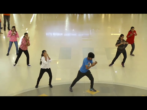 Flash Mob @ Oberon Mall Kochi | Government Medical College Ernakulam | Cancer Awareness
