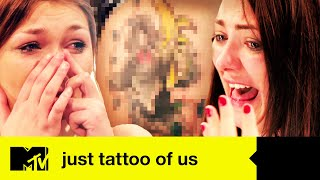Is This The End Of Their Relationship? | Family Tattoo Disasters | Just Tattoo Of Us