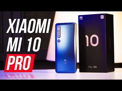 Xiaomi Mi 10 Pro Обзор 🔥 ЭТО НЕРЕАЛЬНО! ПОРВАЛ ВСЕХ!