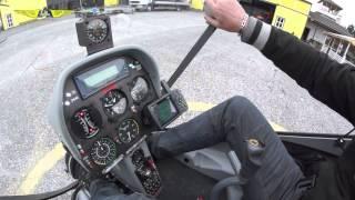 LAA - Vrtulníky - 03 - Spouštění Motoru