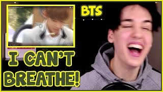BTS MOMENTS I THINK ABOUT A LOT PT. 2 REACTION [I'M WHEEZING]