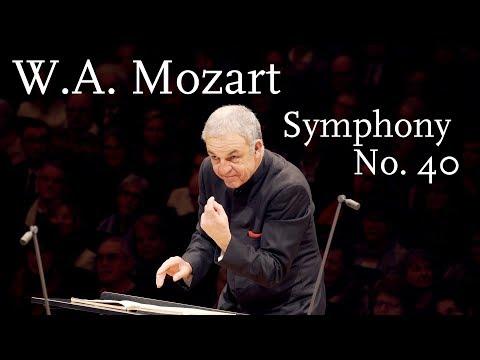 W.A. Mozart: Symphony No. 40, K. 550 (HD\/1440p)