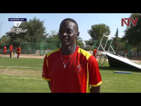 U-19 CRICKET WORLD CUP: Uganda to face Namibia in pick of Wednesday's matches