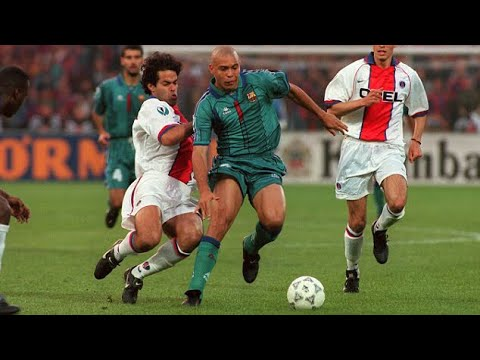 Ronaldo El Fenomeno ● Insane Speed ||HD|| ►In His Prime◄