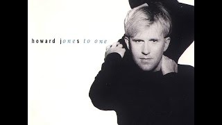 HOWARD JONES - ''THE BALANCE OF LOVE (GIVE AND TAKE)  (1986)