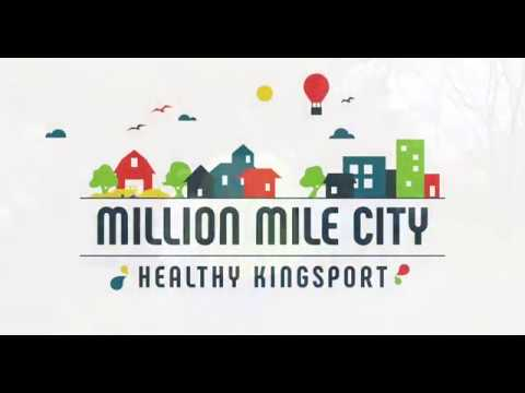 Kingsport become the 1 Million Mile City!
