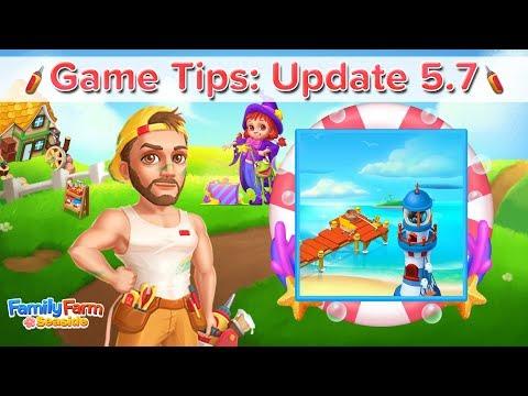 New Version 5.7 Tutorial (turn subtitles on!) - Family Farm Seaside