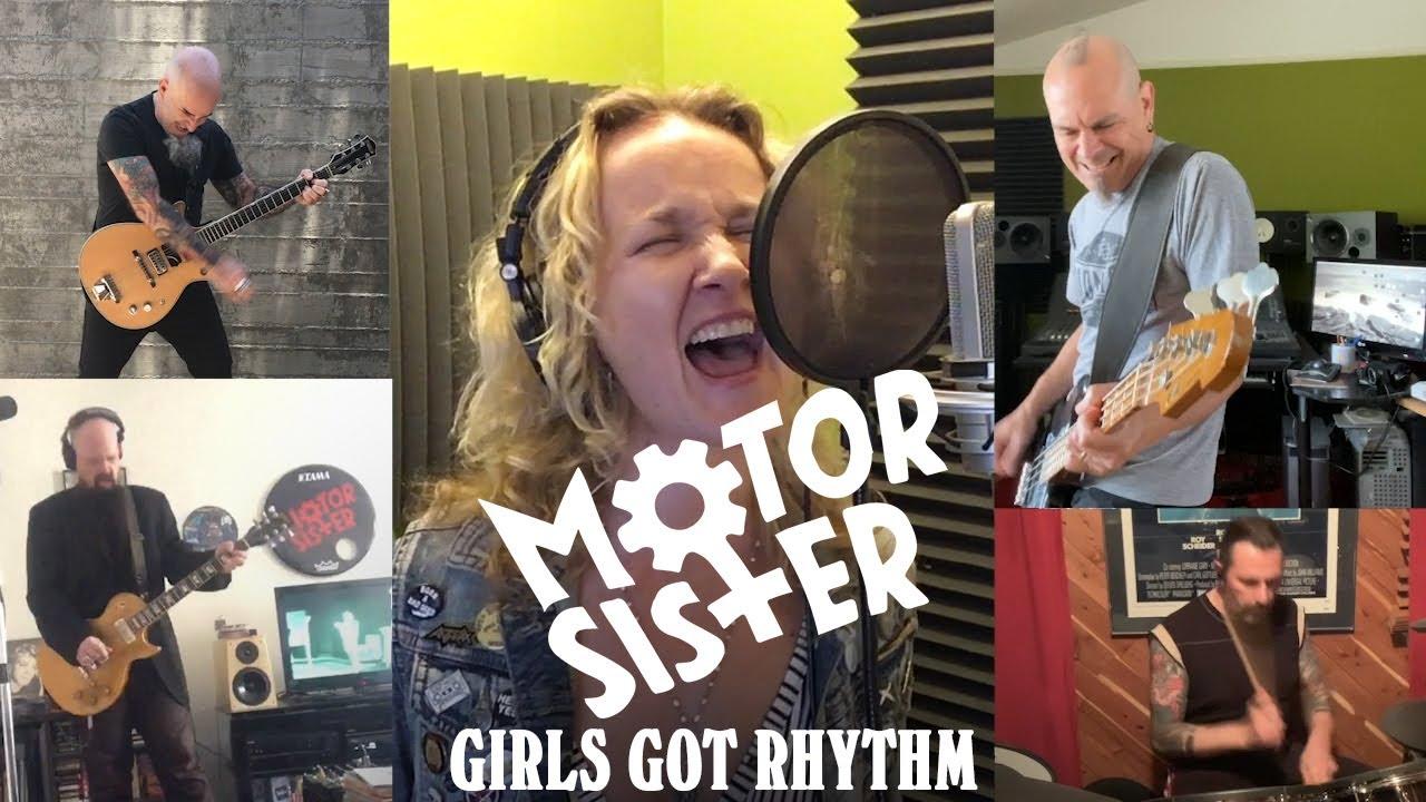 MOTOR SISTER - Girls got rythm