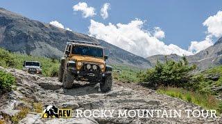 AEV Customer Tour : Colorado Rockies