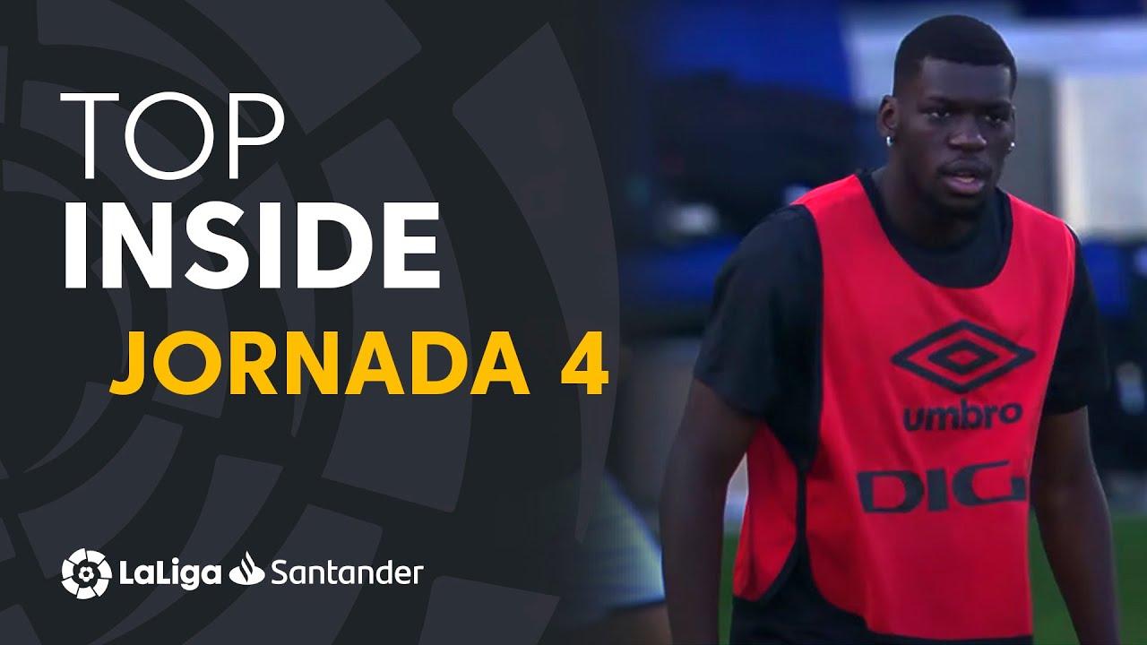LaLiga Inside Jornada 4