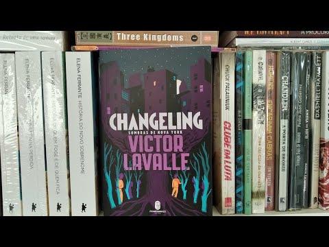Changeling: Sombras de Nova York - Desafio 36500 páginas 2021