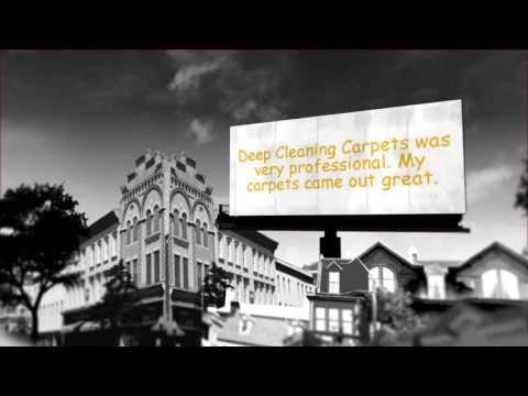 Deep Cleaning Carpets Testimonials