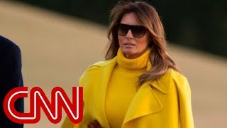 How Melania Trump is handling Stormy Daniels news - Video Youtube
