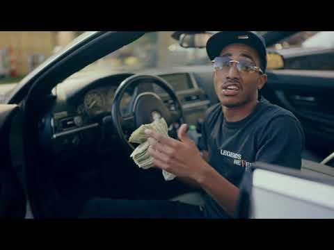 "Lil Nitty ""Baron Davis"" (Official Music Video)"