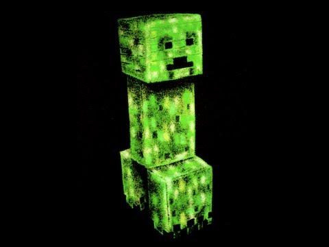 Minecraft, Now With 100% Added Salt