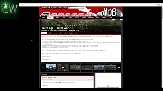 HOW TO INSTALL THIRD AGE TOTAL WAR MOD