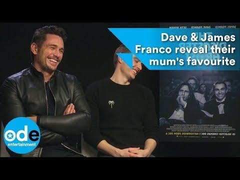 Dave & James Franco reveal their mum's favourite son