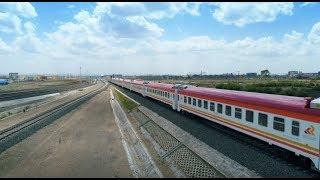 Amazing China: China Helps Kenya Own Standard Gauge Railway from Nairobi to Mombasa | Kholo.pk