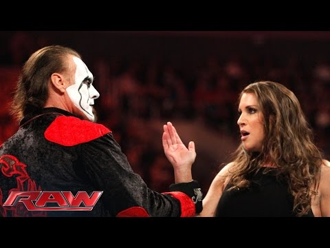 Download Sting kicks off Raw for the first time ever: Raw, March 23, 2015 HD Mp4 3GP Video and MP3