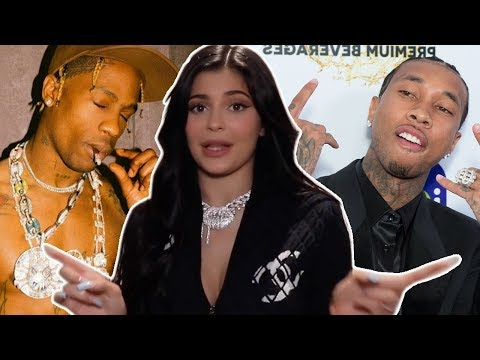 Travis Scott Is COOL With Kylie Jenner Getting BACK With Tyga!