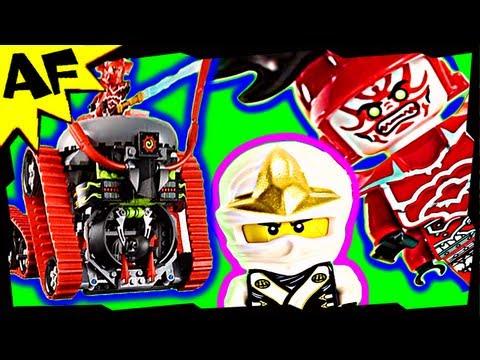 Vidéo LEGO Ninjago 70504 : Garmatron