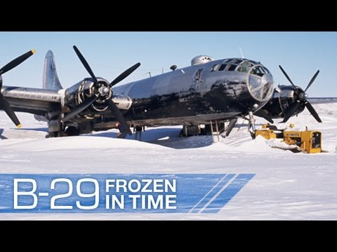 Frozen in Time (1996) - Following a small team trying to rescue a long ago crashed B-29 and fly it home