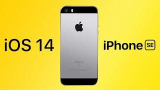 iPhone SE có chạy nổi trên ios 14 hay không ????