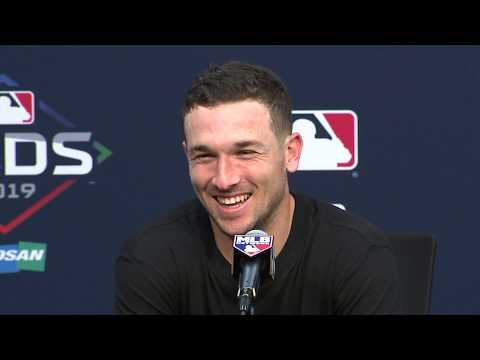 Houston Astros - Alex Bregman Postgame Interview After Game 2 of the ALDS