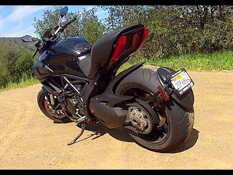 Ducati Diavel Review
