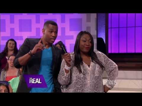 The Real Daytime Talk Show featuring Ritz Williams