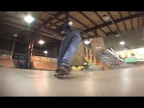 The Shelter Skatepark Albany, NY 10/26/08