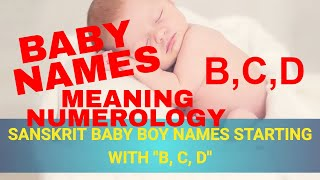 b boy names hindu - मुफ्त ऑनलाइन वीडियो