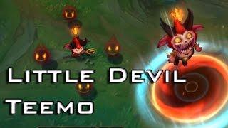 Little Devil Teemo ฟรวดโอออนไลน ดทวออนไลน คลปวดโอ