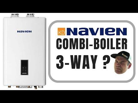 Navien 3-way valve replacement